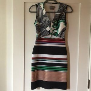 NWT Clover Canyon sleeveless dress, SZ S